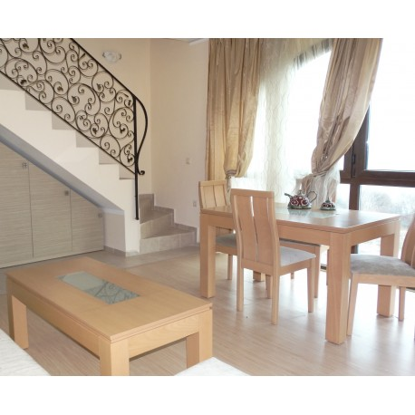 Two bedroom Maissonete with sea view